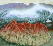 bodil_ors_grand_canyon_olie_pa_larred_130x146cm_2009